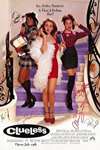clueless movie poster one sheet