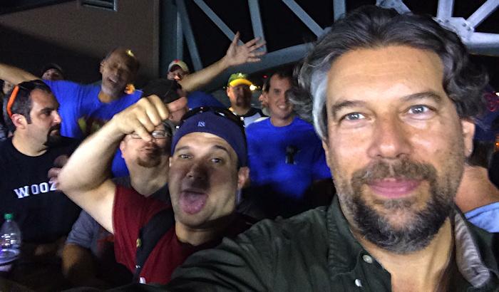 dave taylor selfie