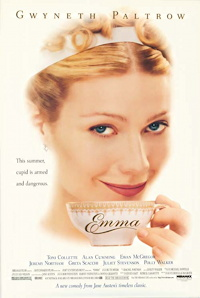 emma movie poster one sheet