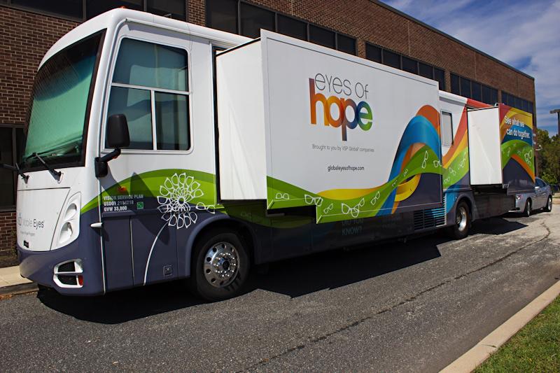 Eyes of Hope VSP Vision Care