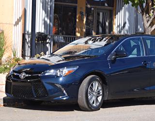 2015 camry yaris sienna test drive