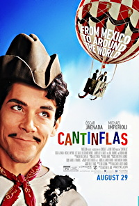 cantinflas one sheet movie poster 2014