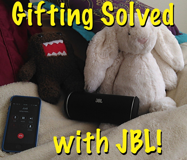 gifting solved with the jbl flip 2 speaker