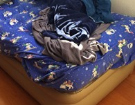 time management, teens, and the unmade bed