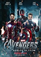 avengers: age of ultron one sheet poster