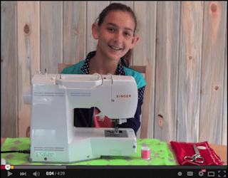 get started tutorial video singer stylist 7258 sewing machine