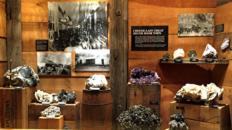 silver mine history from denver museum nature science