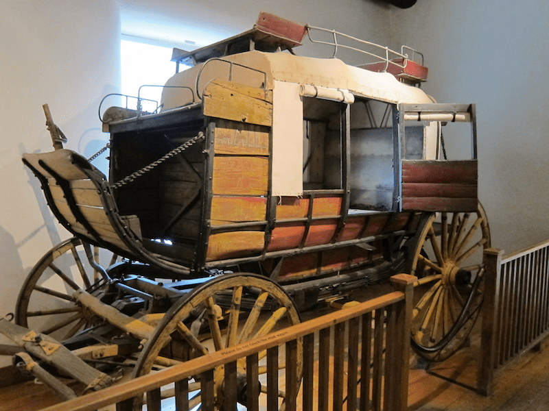 stagecoach, palace of the governors, santa fe nm
