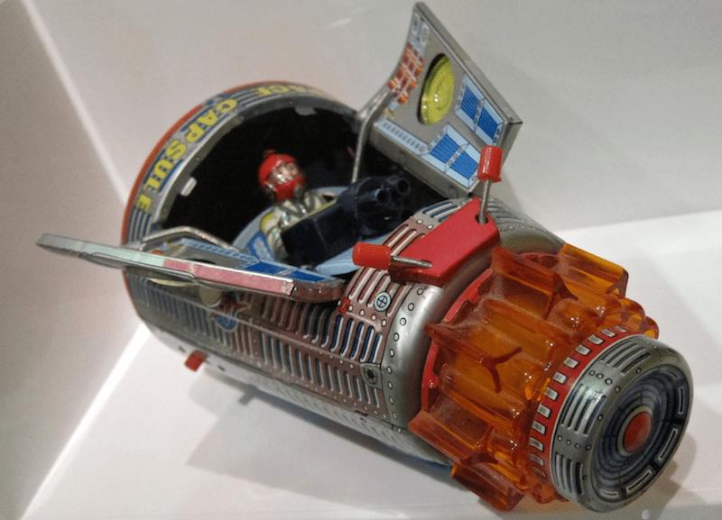 space capsule history colorado museum toys exhibit