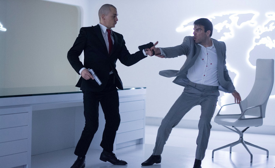 hitman agent 47 publicity still photo