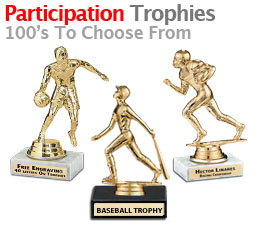 participation trophies trophy