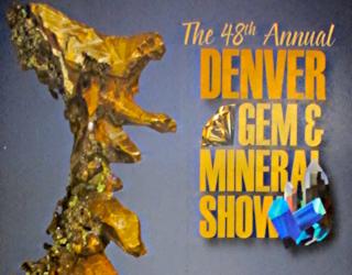 6th grade field trip to the denver gem & mineral show 2015