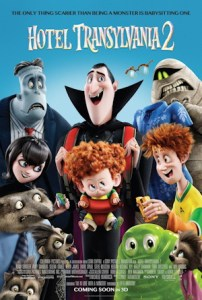 hotel transylvania 2 one sheet movie poster