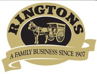 rington's tea logo uk
