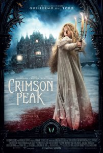 crimson peak movie poster one sheet