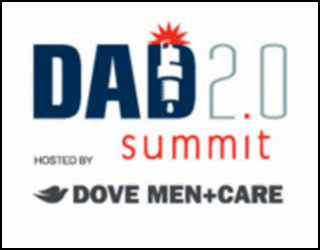 what to expect when you're attending the dad 2.0 summit logo