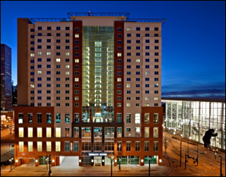 embassy suites denver downtown convention center, our father/daughter staycation overnight adventure