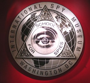 international spy museum graphic