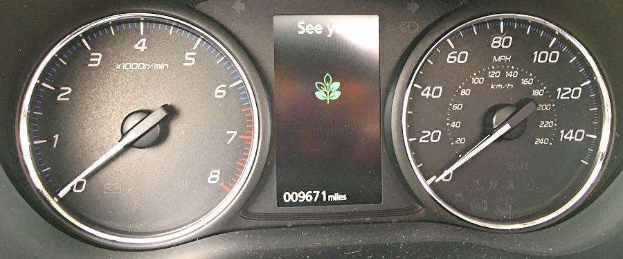 mitsubishi green leaf rating