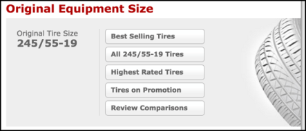 what kind of tire shopping are you doing discount tire
