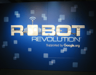 robot revolution dmns