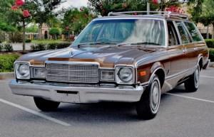 1977 plymouth valare station wagon
