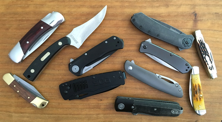 father's day gift guide to everyday carry pocketknives pocket knives