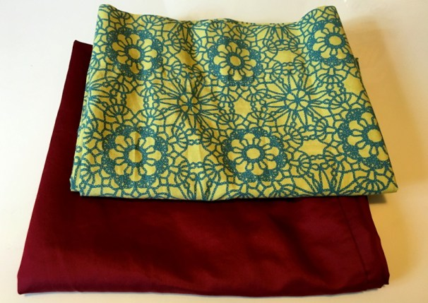 clean, folded pillow cases