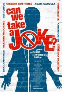 can we take a joke movie poster