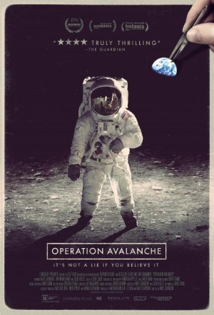 operation avalanche movie poster one sheet