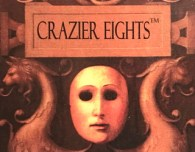 review of kickstarter card game campaign crazier eights camelot
