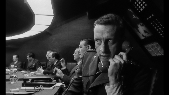 dr strangelove or how I stopped worry and began to love the bomb