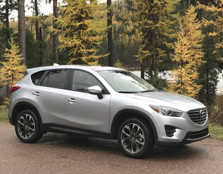 2016 mazda cx-5 road trip - colorado, wyoming, montana