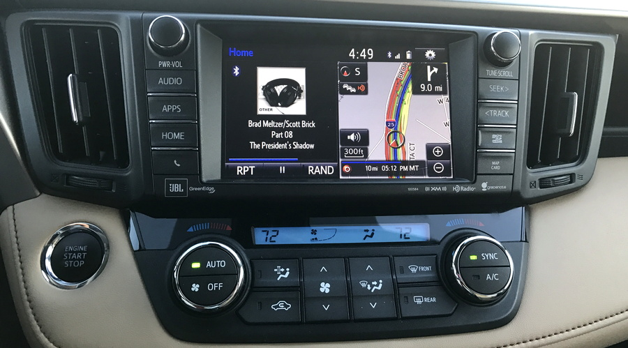 Digital Hiccups With The 2016 Toyota Rav4 From Gofatherhood U00ae