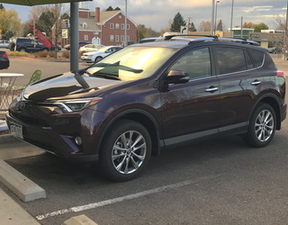 review 2016 toyota rav4 limited awd suv