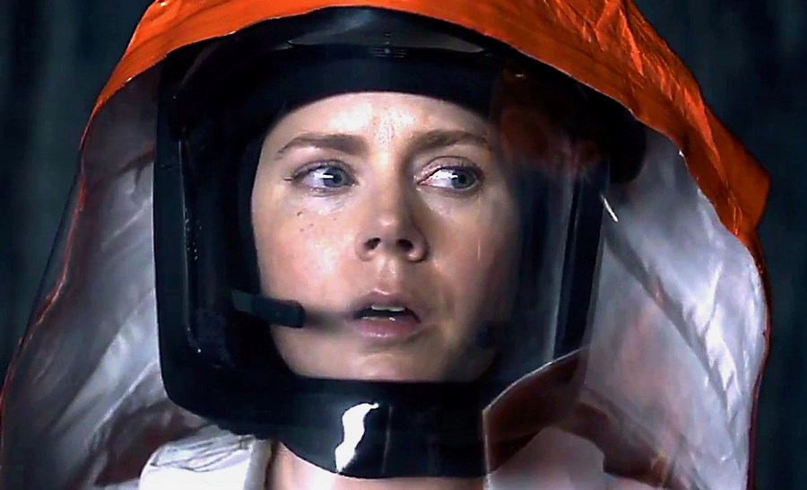 amy adams arrival 2016 movie review