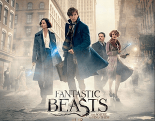 fantastic beasts where to find them review film