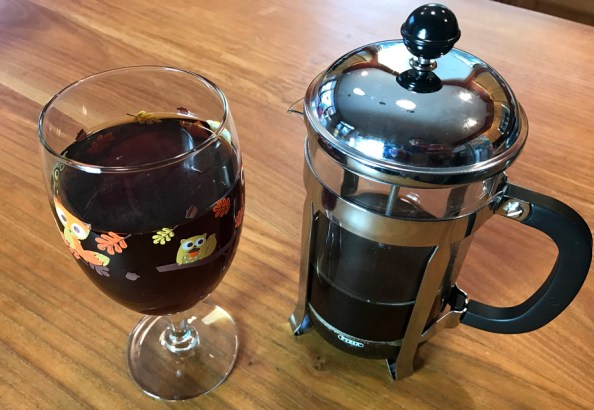 cold brew coffee from a french press, how to make it
