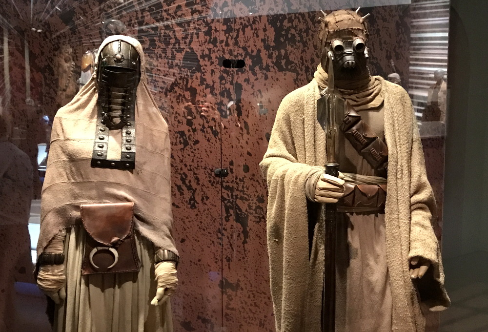 sand people costumes, star wars