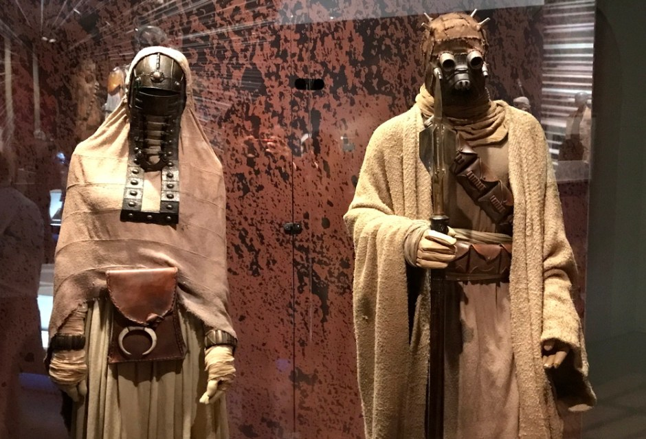 sand people costumes, star wars