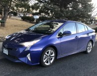 2017 Prius Four Touring review