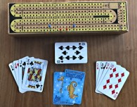 how to play cribbage with cribbage board