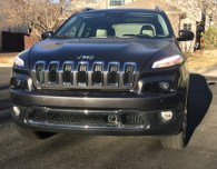 review 2017 jeep cherokee limited 4x4 suv