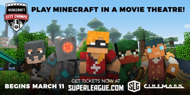 minecraft super league city champs