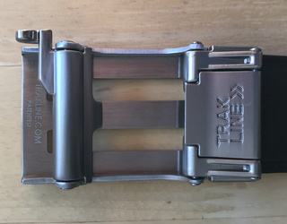 review kore trakline ratchet men's belts