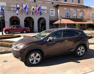 a week test drive, 2017 lexus nx300h