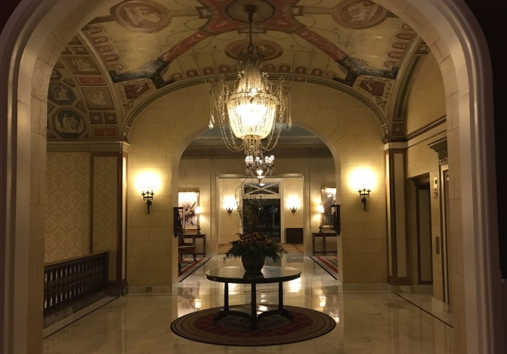interior, the broadmoor, colorado springs