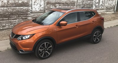 2017 nissan rogue sport, monarch orange