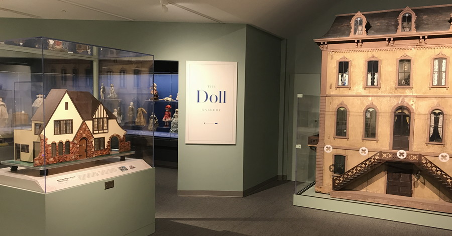 dolls miniatures museum national toy
