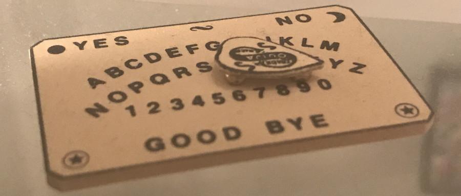 tiny ouija board